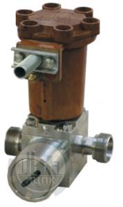 Клапаны электромагнитные однопозиционные НЗ УФ 96576-010, УФ 96576-015 фото 1