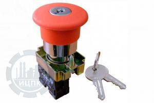 Фото кнопки безопасности XB2-BS142