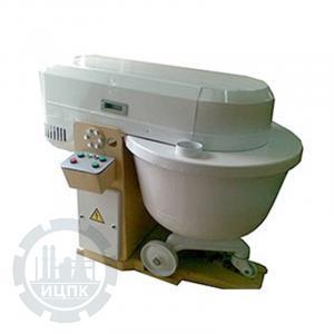 Тестомесильная машина Л4-ХТ3-2Б - внешний вид устройства