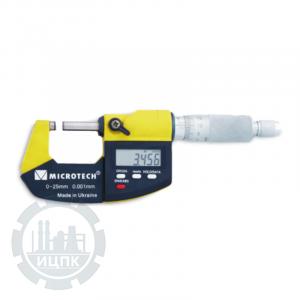 Прецизионный микрометр МКЦП - внешний вид