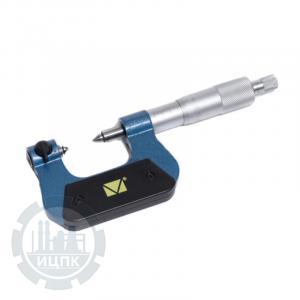Микрометр резьбовой МВМ - внешний вид