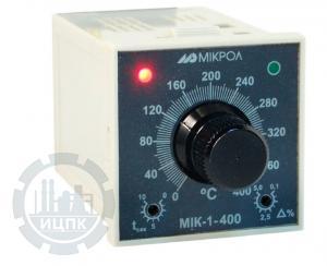 Регулятор МИК-1-400 фото 1