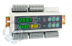 Универасальный микропроцессорный двухканальный ПИД-регулятор МИК-122Н фото 1