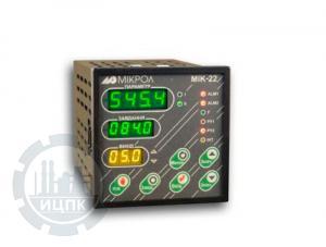 Регулятор микропроцессорный МИК-22 фото 1