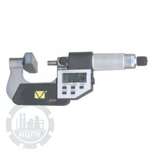 Микрометр с широким основанием МКШ