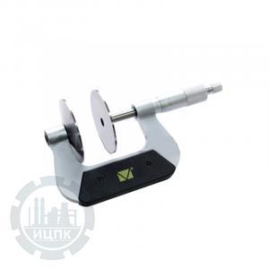 Микрометр листовой МЛ - внешний вид
