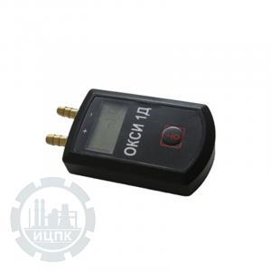 Газоанализатор ОКСИ-1Д - внешний вид