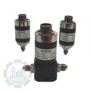 Преобразователи давления П-519 - внешний вид устройств