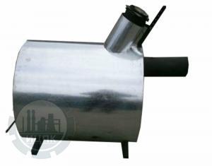 Печь-калорифер газогенераторная фото 1