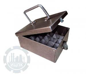 Пенал-лоток для транспортировки сыворотки с крышкой ПЛФ фото 1