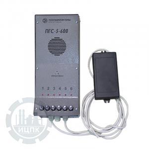 Пульт громкоговорящей связи ПГС-5-600 - внешний вид