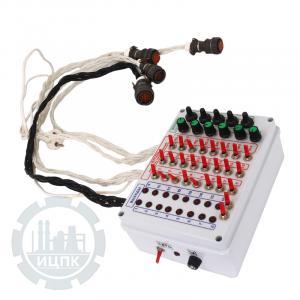 Внешний вид пульта контроля ПКР-1