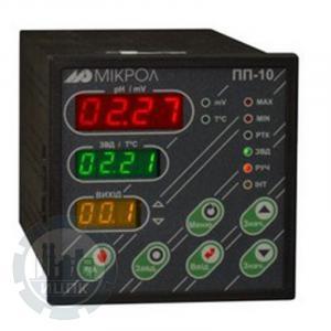 Микропроцессорный преобразователь-регулятор ПП-10-2 фото 1