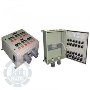 Пульт управления для буровых установок ПУВ-ДП фото 1
