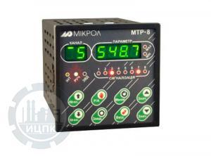 Микропроцессорный терморегулятор МТР-8 фото 1