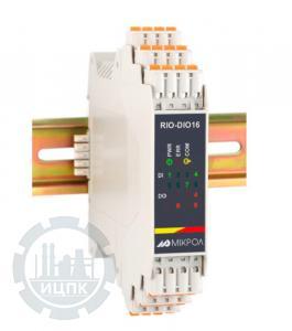 Модуль дискретного ввода/вывода RIO-DIO16  фото 1