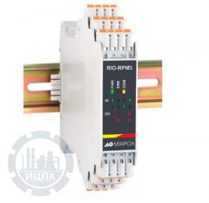 Модуль измерения количества оборотов валов RIO-RPM3  фото 1