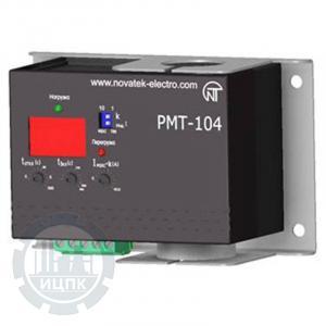 Реле тока РТМ-104 - внешний вид устройства