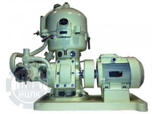 Сепаратор топлива и масла СЦ-1,5 - фото