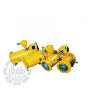 Счетчики газа турбинные ЛГ-К-300-Ех фото 1