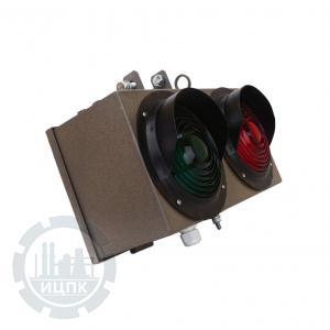 Светофор ШС-1 - вид с боку