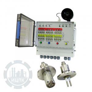 Фото системы предупредительно-аварийной сигнализации СПАС-24