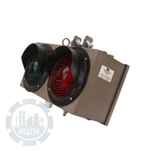 Светофор шахтный ШС-1 - внешний вид