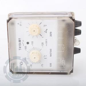 Т419 терморегулятор - общий вид