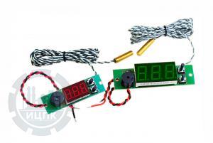 Термометр-сигнализатор ТС-036-3D, ТС-056-3D фото 1