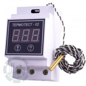 Терморегулятор Термотест-02 фото 1