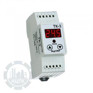 Внешний вид терморегулятора ТК-3