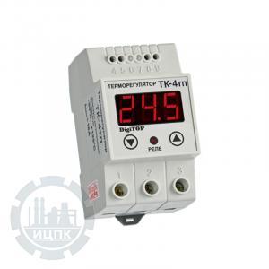 Внешний вид терморегулятора ТК-4тп