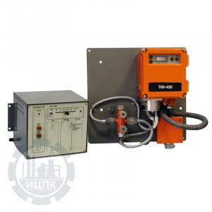 Анализатор цветовой прозрачности светлых нефтепродуктов ТОН-420