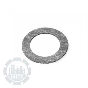 Фото уплотнений плоских эластичных ГОСТ 15180-86 (ТБР) ДУ-100