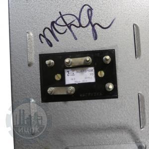 Зарядное устройство ЗБУ-12/10М - маркировка