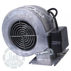 Центробежный вентилятор WPa 120 - вид сбоку