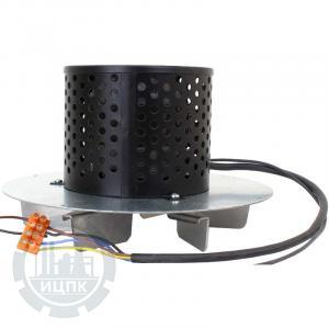 Вентилятор вытяжной R2E 210-AA34 - вид сбоку