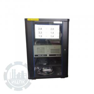 Система Вибротест-6 - фото шкафа управления