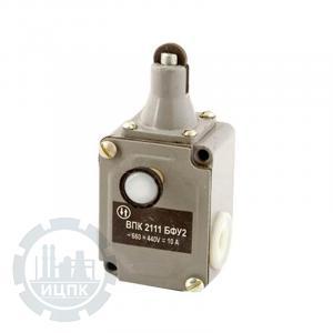 Выключатель ВП-2111 БФУ2 - внешний вид прибора