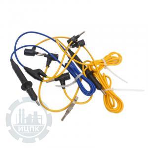 Комплект шнуров для мегаомметра ЭС0202/2-Г фото 1