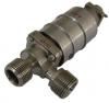 Клапан запорный угловой с электромагнитным управлением УФ 96187-006 фото №1